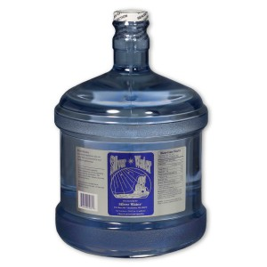 2 Gallon Silver Water